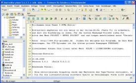 Screenshot 1 - HTML-Editor Phase 5