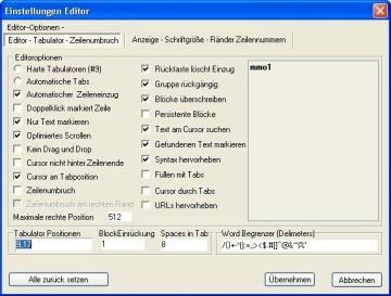 Screenshot 8 - HTML-Editor Phase 5