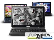 Flip4New: Laptop online verkaufen ©Medion, Acer, Sony, Flip4New
