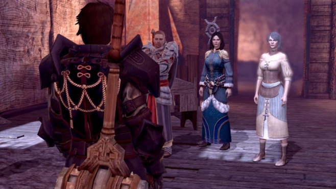 Komplettlösung Dragon Age 2: Hauptmission  – Die Expedition in die tiefen Wege © Electronic Arts