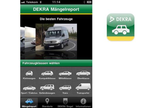 Dekra M�ngelreport ©DEKRA Automobil GmbH