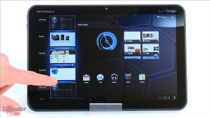 Video zum Test: Motorola Xoom