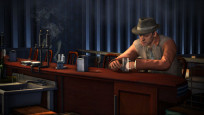 Actionspiel L.A. Noire: Bar © Rockstar Games