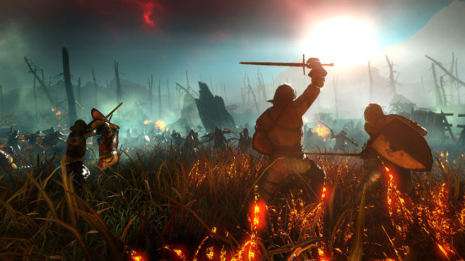Rollenspiel The Witcher 2: Kampf © CD Projekt
