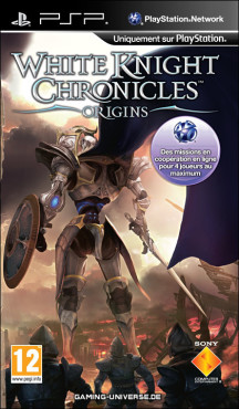Rollenspiel White Knight Chronicles – Origins: Cover © Sony