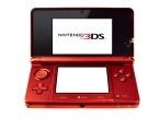 Handheld Nintendo 3DS: Rot���Nintendo