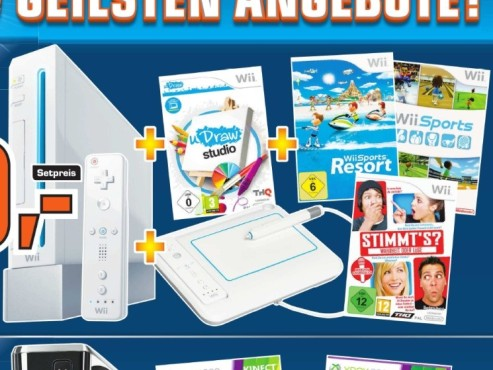 Nintendo Wii Family Pack © Saturn