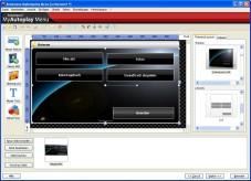 """Ashampoo MyAutoplay Menu: Mit """"Ashampoo MyAutoplay Menu"""" erstellen Sie Autostart-Bildschirme für CD-ROMs, DVDs und USB-Sticks."""