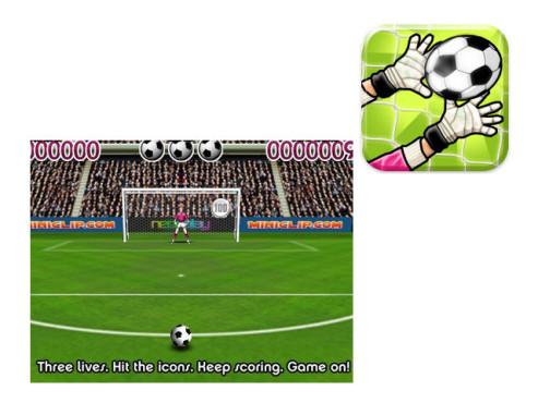 Flick Football ©Neon Play