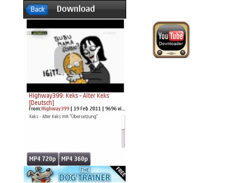 YouTube-Downloader © picoBrothers