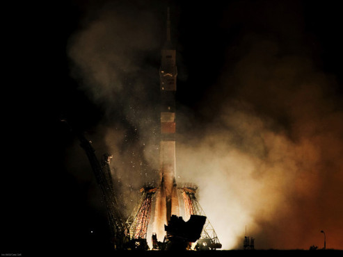 Expedition 24 © NASA/Carlo Cioffi