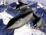 Lockheed SR-71 © NASA