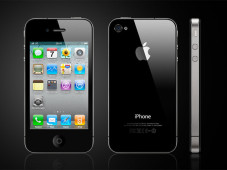 Smartphone iPhone 4 von Apple © Apple