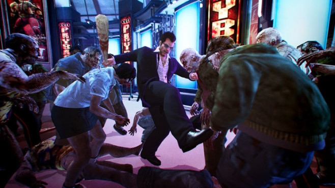 Actionspiel Dead Rising 2 – Off the Record: Kick © Capcom