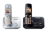Panasonic KX-TG6611 und KX-TG6621 ©Panasonic