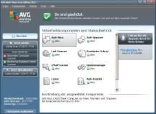 """""""AVG Anti-Virus Free"""" durchsucht Ihren PC nach Viren, Trojanern & Co. und blockiert Online-Angriffe, bevor sie den Browser erreichen."""