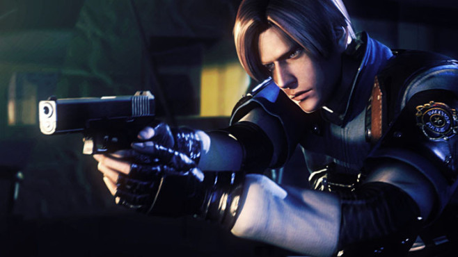 Actionspiel Resident Evil – Operation Raccoon City: Leon © Capcom