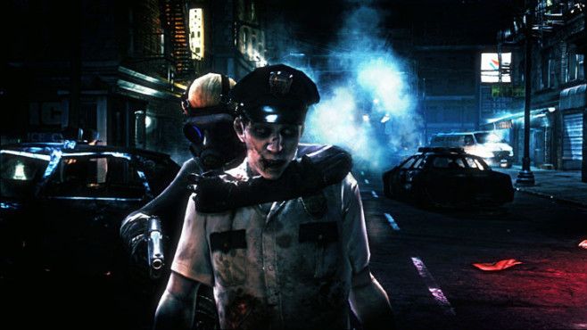Actionspiel Resident Evil – Operation Raccoon City: Polizist © Capcom