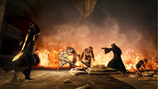 Actionspiel Dragon's Dogma: Brand © Capcom