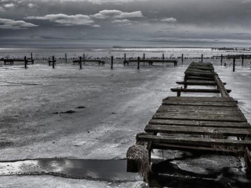 bodden im winter - von: siroman ©bodden im winter - von: siroman