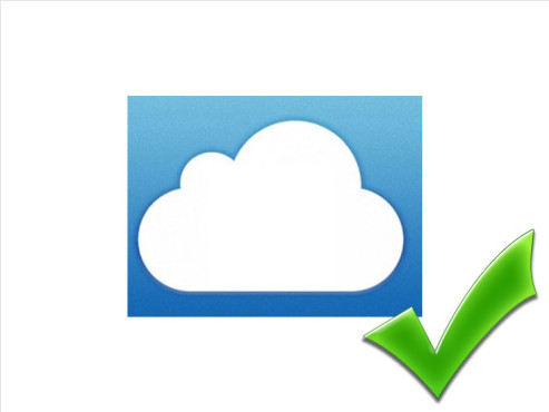 iTunes Cloud © Apple