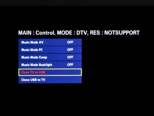 TV-Senderliste speichern ©COMPUTER BILD
