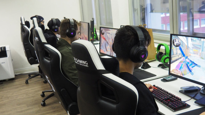 SK Gaming Training©COMPUTER BILD SPIELE