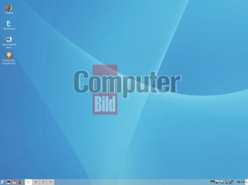 COMPUTER BILD-Notfall-CD ©COMPUTER BILD