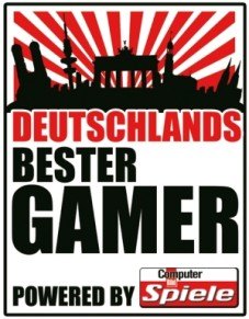 Deutschlands bester Gamer: Logo © computerbild.de