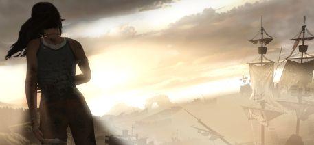 Actionspiel Tomb Raider: Schiff ©Square Enix