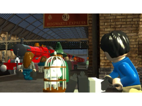 Lego Harry Potter © Warner Bros.