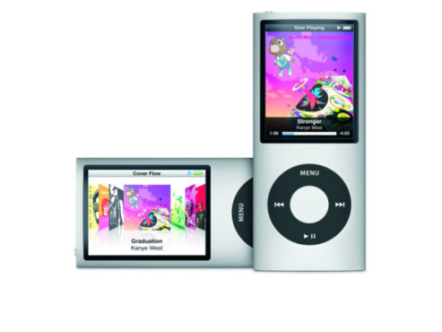 Apple iPod Nano 4G © Apple