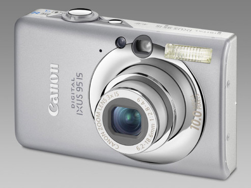 Canon Digital Ixus 95 IS © Canon