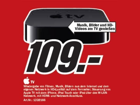 Apple TV © Media Markt