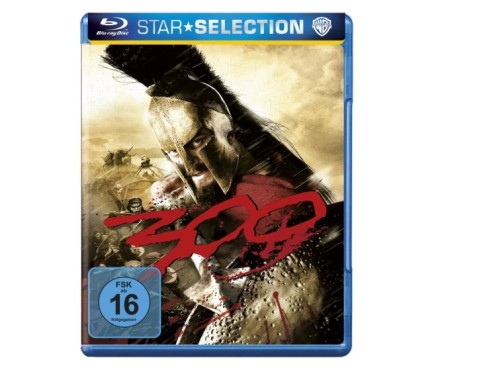Blu-ray: 300 © Warner Home Video - DVD
