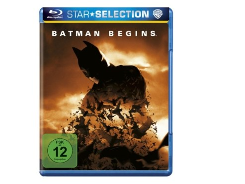 Blu-ray: Batman Begins © Warner Home Video