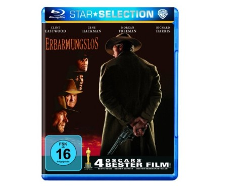 Blu-ray: Erbarmungslos © Warner Home Video