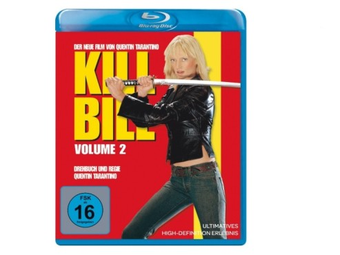 Blu-ray: Kill Bill Volume 2 © Touchstone
