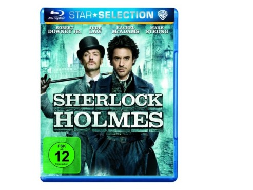 Blu-ray: Sherlock Holmes © Warner Home Video