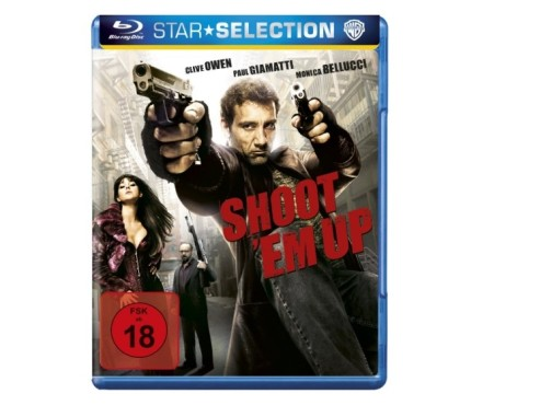 Blu-ray: Shoot 'Em Up © Warner Home Video