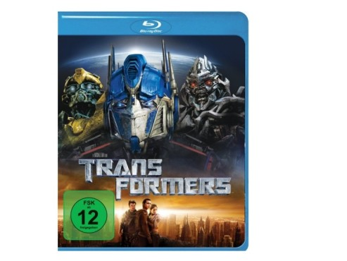 Blu-ray: Transformers © Paramount Home Entertainment
