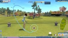 Golfstar: Abschlag ©Gamigo