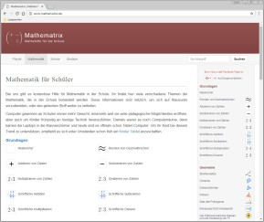 Mathematrix