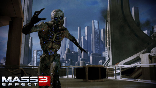 Rollenspiel Mass Effect 3: Husk © Electronic Arts
