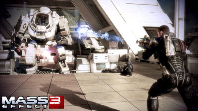 Rollenspiel Mass Effect 3: Mech © Electronic Arts