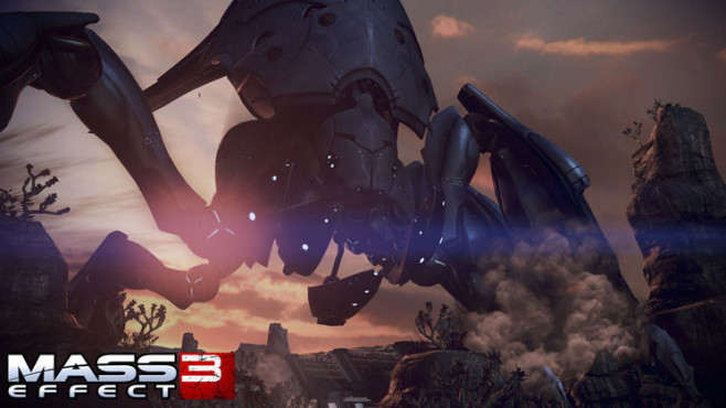 Rollenspiel Mass Effect 3: Reaper © Electronic Arts