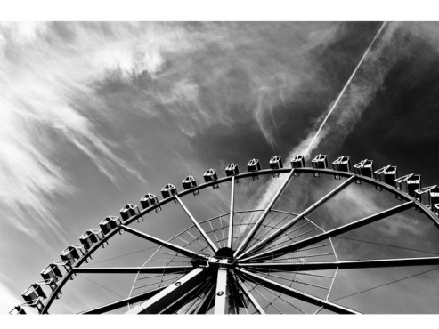 Bild: Giant Wheel – von: greetingsfromhamburg © greetingsfromhamburg