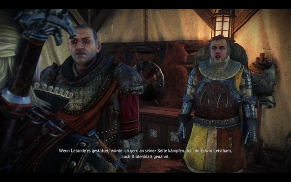 Sex-Guide The Witcher 2 – Assassins of Kings: Ves © Namco Bandai
