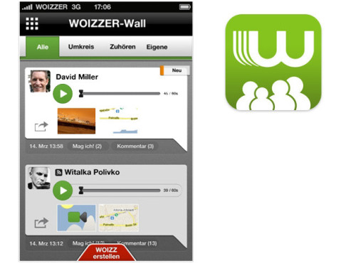 Woizzer ©Woizzer AG