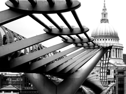 Bild: Millenium Bridge – von: Fineshoot © Fineshoot